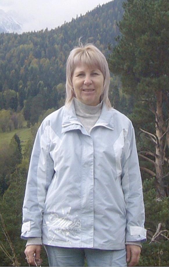 Валентина Шильникова
