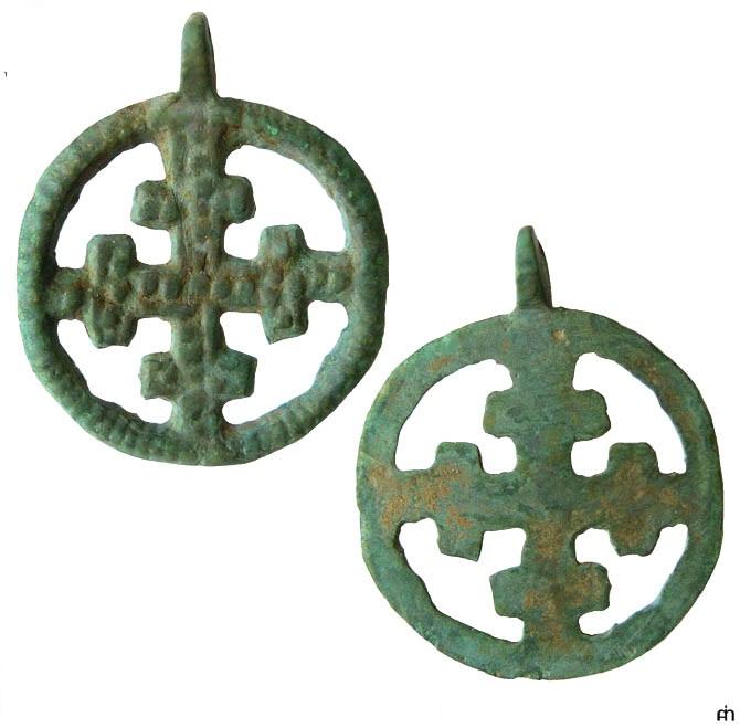 Солярные подвески с крестами