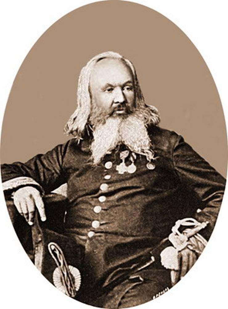 Н.А. Мотовилов