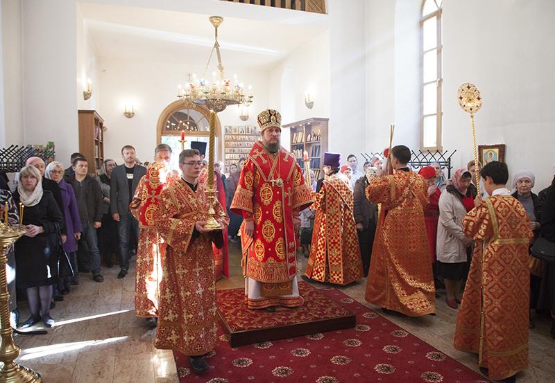 В Саратовской митрополии отметили день памяти святых Мефодия и Кирилла