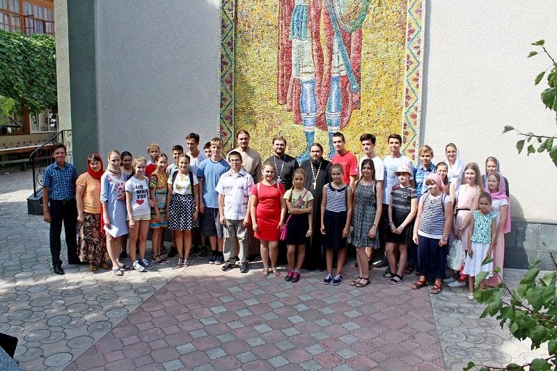 Начались занятия в летней школе проекта «Молодежь. Общество. Будущее»