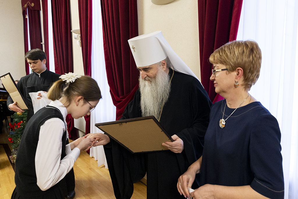 В Саратове наградили победителей регионального этапа конкурса «Красота Божьего мира»