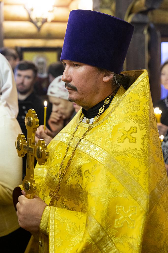 Протоиерей Владимир Каширин