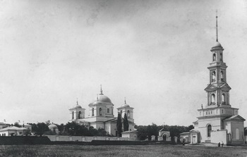 Спасо-Преображенский монастырь в дореволюционное время
