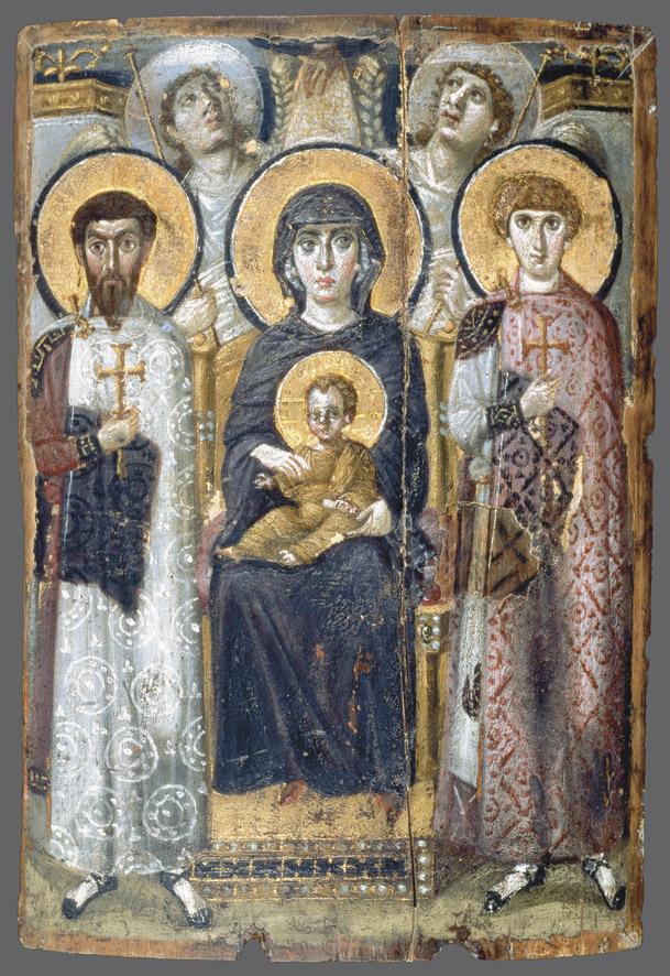 Отношение баптистов к иконам