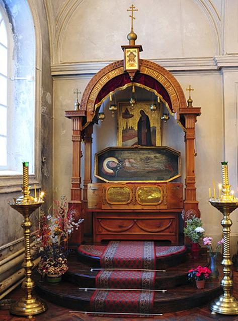Мощи св. Анны Кашинской