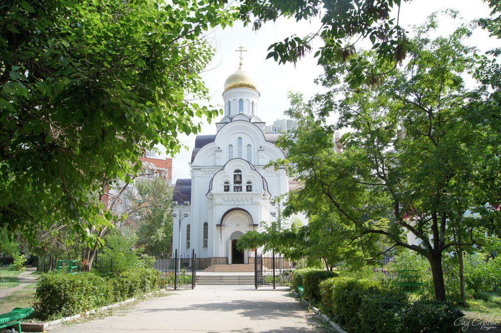 Современный Княже-Владимирский храм