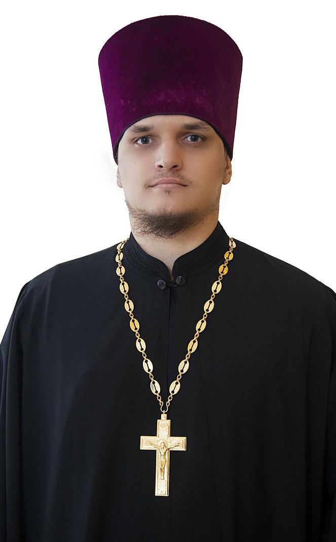 Священник Антоний Сотников