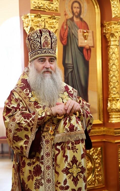 Поздравление Высокопреосвященнейшего Лонгина, Митрополита Саратовского и Вольского, с Днем Победы